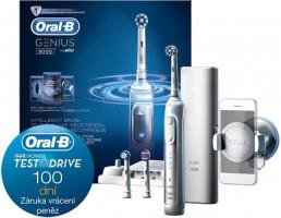 Oral-B Genius PRO 8000 - Elektrický zubní kartáček