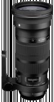 Sigma 120-300mm f/2,8 EX DG HSM Canon