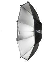Priolite PRIO deštník stříbrný