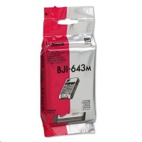 cartridge Canon BJI-643M - magenta - originální