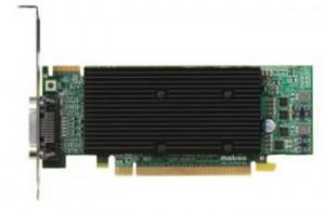 MATROX M9120 PLUS DualHead 512MB , 2xDVI, PCI-Express x16 low Profil