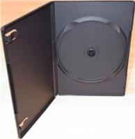 Obal box na 1 DVD, 7mm černý