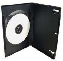 BOX na 1 DVD 9mm černý