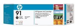 cartridge HP C9481A - photo black - originální No.91 3-Ink multipack pro DJ Z6100, 3 x 775ml
