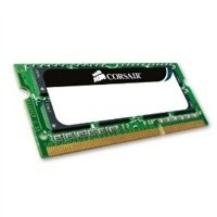 CORSAIR 4GB SO-DIMM DDR3 PC3-8500 1066MHz CL7-7-7-20 (4096MB)