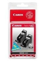 Canon inkoustová náplň PGI-525Bk/ 2ks v balení/ Černá
