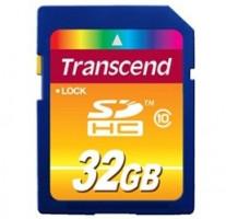 Transcend SDHC karta 32GB Class 10