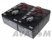 Baterie Avacom RBC12 bateriový kit - náhrada za APC - neoriginální