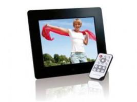 """Intenso LCD fotorámeček 8"""" PhotoBase"""