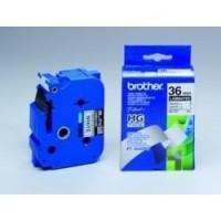 Brother - HG261V5, bílá / černá, 24 mm (pro PT 9xxx) - balení 5 ks