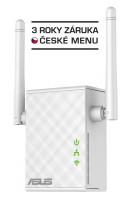 ASUS RP-N12, Wireless-N300 Range Extender / Access Point / Media Bridge, 802.11bgn, 300Mbps