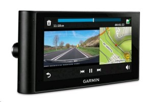 Garmin dezlCam LMT-D, navigace, černá