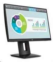 "HP LCD Z22n Monitor 21.5"" wide"