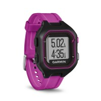 Garmin Forerunner 25 Black/Purple