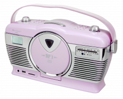 Soundmaster RCD1350PI pink