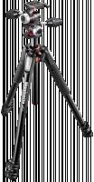 Manfrotto 055 Alu 3 Segmente Stativ-Set MK055XPRO3-3W