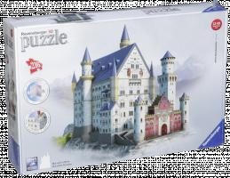 Ravensburger 3D Puzzle Zámek Neuschwanstein