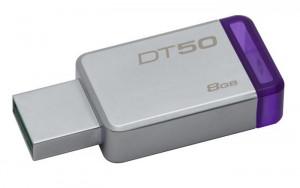 KINGSTON 8GB USB 3.0 DataTraveler 50