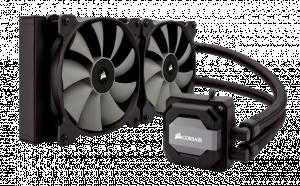 Corsair Hydro Series H110i Extreme CPU Cooler, 140 x 312 x 26mm