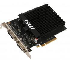 MSI N710 2GD3H H2D / PCI-E / 2GB GDDR3 / DVI-D / HDMI / DVI-I