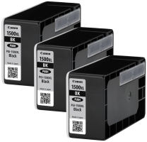 Canon cartridge INK PGI-1500XL BK TRIPLE
