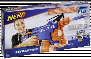 Hasbro NERF N-Strike Elite Hyper-Fire Blaster