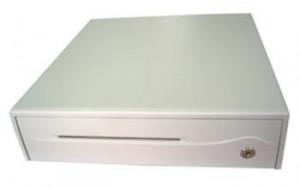 Pokladní zásuvka POS-203,24V,kabel,béžová