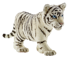 Schleich Wild Life 14732 Tygr bílý mládě