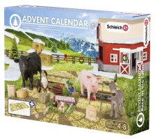 Schleich Advent Calendar Animal Farm