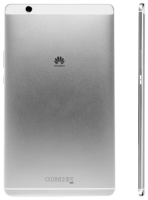 Huawei MediaPad M3 LTE stříbrná (6901443140800)