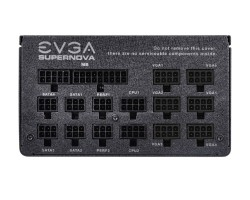 PSU EVGA SuperNOVA 1300 G2 1600W, 80 PLUS Gold, Full modular