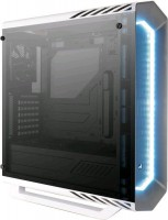 AeroCool Project7 P7-C1 Tempered Glass Edition bílá, prosklenná