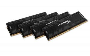 32GB DDR4-3200MHz CL16 Kings. Predator XMP, 4x8GB