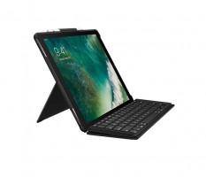 Logitech Slim Combo (UK) - Klávesnice a pouzdro pro iPad Pro