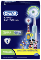 Braun Oral-B Pro 700 CA - Zubní kartáček