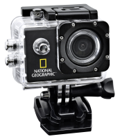 National Geographic - Full-HD Action Camera 140° 30m
