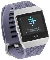 Fitbit Ionic bluegrey/silvergrey - Fitness hodinky