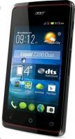 Acer Liquid Z220 - Mobilní telefon černý