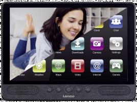 Lenco TDV-1000BK Přenosný DVD přehrávač