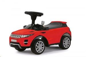 Jamara Land Rover Evoque, červená