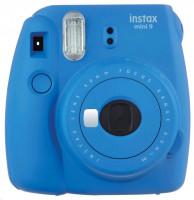 Fujifilm instax mini 9 - Fotoaparát cobalt blue