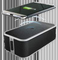 Hama Bluetooth reproduktor + QI nabíječka Power Brick