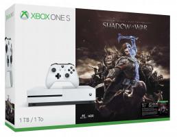 Microsoft Xbox One S Shadow of War Bundle 1TB