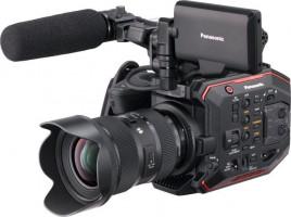 Panasonic AU-EVA1 Profi - Videokamera