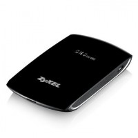 Zyxel WAH7706 v2, LTE Portable Router, LTE CAT6 (300Mbps), Multi-mode & Multi-band, 802.11ac dual band WiFi, 32 simu
