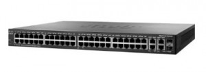 Cisco SF350-48MP 48-port 10/100 POE Managed Switch, PoE+ 740W/48 ports