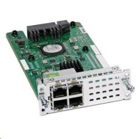 Cisco 4-PORT LAYER 2 GE SWITCH NETWO