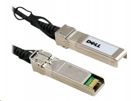 Dell - Twinaxiální kabel - SFP+ - SFP+ - 1 m - pro Force10; Force10 S-Series; Networking S6000