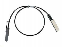 Cisco 40GBASE-CR4 Passive Copper kabel - Twinaxiální kabel - QSFP+ - QSFP+ - 5 m - šedá