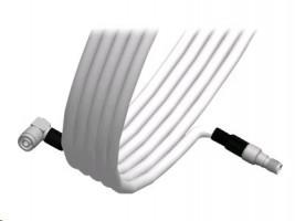 Cisco Ultra Low Loss LMR 400 - Prodlužovací anténní kabel - TNC (F) - TNC (M) - 15 m - koaxiál - plénum - bílá
